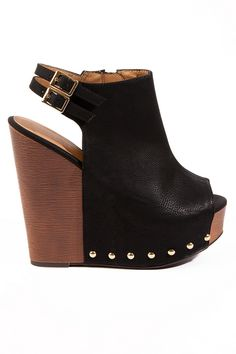 Jeepers Wedge #ChineseLaundry