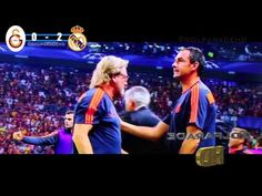 Galatasaray-Real Madrid 1-6 - Champions League - Fase a Gironi