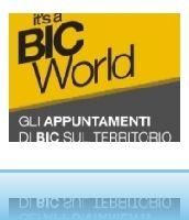 Gli appuntamenti di BIC Lazio sul territorio<br/>