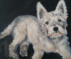 Rob Roy,  Oil on Canvas
