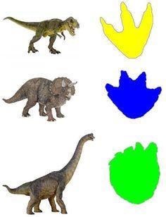 huella dinosaurio - Buscar con Google