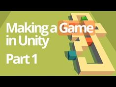 We start our simple over-world level-select system. Making a Simple Game in Unity is a series that will be focusing on the fundamentals of game development. Unity Tutorials, C Tutorials, Unity Games, Unity 3d, Games For Teens, Video Games For Kids, Video Game Development, Make A Game, Game Engine
