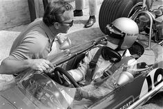 Mario Andretti On Enzo Ferrari, Colin Chapman, And Growing Up On The Race Track - Petrolicious F1 Lotus, Lotus Car, Mario Andretti, Formula 1, Types Of Races, Jochen Rindt, Italian Grand Prix, Racing Helmets, Indy Cars