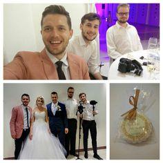 Špeciálne tento štvrtok sme mali svadbičku v Stupave so skvelým párikom ;-) #wedding #stupava #bastaborinka #19
