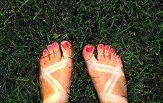 I've heard they hold contests for best Chaco tan line and I was like oh my gosh I want one!! Like that's my goal to have one of these tan lines!!!!