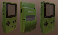 GameBoy Color Generation - Polycount Forum