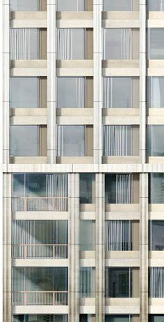 Bildresultat för chipperfield terrazzo fasad