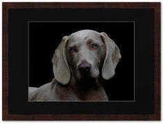 Portrait Art personnalisé à encadrer 30x40 cm sur mesure Portrait, Dogs, Animals, Etsy, Vintage, Custom Art, Handmade Gifts, Animales, Headshot Photography
