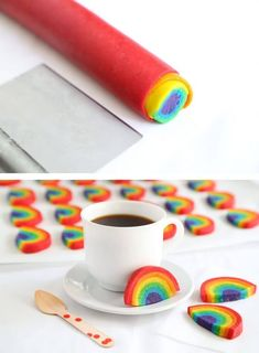Top 50 Rainbow Desserts