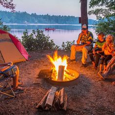 Danforth Bay Camping & RV Resort | Freedom, NH | Located between the Lakes Region and the White Mountains in Freedom, New Hampshire, Danforth Bay Camping & RV Resort offers four-season, lakeside camping and RV sites, and a half-mile of lake frontage on Danforth Bay.