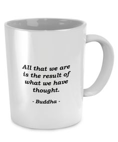 View Coffee Mug Size And Details This item is NOT available in stores. Shipping Info: United States: You will receive your order within business days. Canada: You will receive your order within 1 Quotes For Mugs, Book Quotes, Life Quotes, Daily Meditation, Coffee Is Life, Spiritual Quotes, Spiritual Health, Positive Attitude, How To Fall Asleep