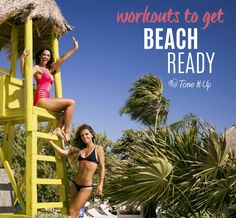 The BEST Workouts to do before a Beach Trip!