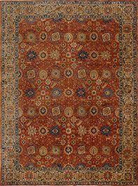 Matt Camron Rugs & Tapestries Antique Persian Tabriz Rug