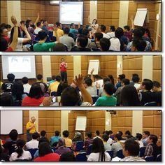 FUN Business School hari ke-3 @ office BARACoaching Surabaya, Kamis (26/11/15).  FUN Business School - Fun. Friendship. Fresh Idea