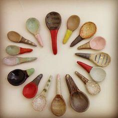 Shino Takeda stoneware