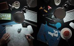 Create your Future – Paper Craft by John Ed De Vera
