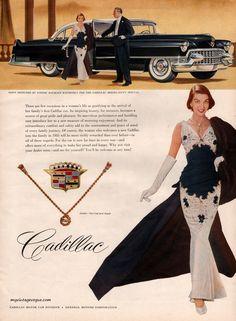 1955 Cadillac Series 60 Special Sedan