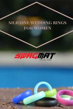 www.swagmat.com offers 10% OFF first order Silicone Wedding Ring Replacement for Women who loves sports and outdoors, workout, and have a sensitive skin.