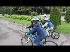 Lectii bicicleta copii - cursa de incalzire http://scoaladesport.ro/mtb-skills-tips-and-tricks-mountain-biking/