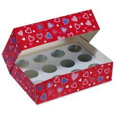 Diy Cupcake Box