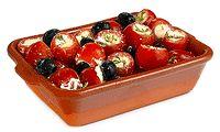 Griechische Tomaten Rezept