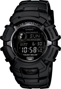 Casio Men's GW2310FB-1CR G-Shock Shock Resistant Multi-Function Watch