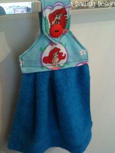 Ariel washcloth   http://sewingthelostart.blogspot.com/2012/07/ariel.html