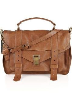 Proenza Schouler PS1 Large leather satchel. If I only had the money....