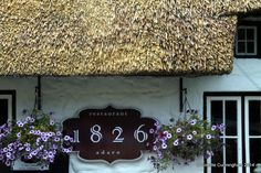 Overview - Restaurant 1826 Adare, Co. Limerick Ireland, Irish Recipes, Breads, Sweets, Neon Signs, Restaurant, Posts, Cakes, Baking