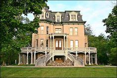 Hegeler Carus Mansion, LaSalle, IL