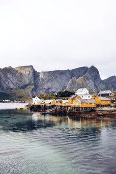 Sakrisoy, Norway by Lyes Kachaou - Photo 180403461 / 500px