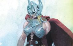 The New Civil Rights Movement: July 17, 2014 - Conservatives outraged at Marvel Comics: Thor is now female