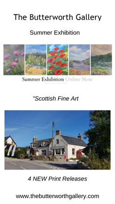 We have reopened and are hosting our Summer exhibition of new summer original paintings by Howard and Mary Louise. We have been celebrating Howard turning 75 with a special 3D Virtual Summer Exhibition experience along with 4 NEW print releases for 2020 #Art #Scotland #Artcollecting #artlovers #scottishlandscape #mountains #flowers #poppies #interiors #interiordesigns #artgallery #Ballater #Braemar #RoyalDeeside #Aberdeenshire Butterworth, Print Release, Virtual Art, New Print, Online Art, Turning, Poppies, Scotland, Original Paintings