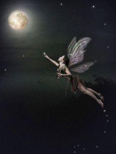 Es la #magia de la #horabruja la que me permite alcanzar la #luna con mis historias ¡Buenas noches!