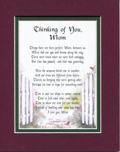 1000+ images about Mom Poems - Genie' Poetry on Pinterest ...