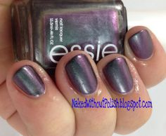 Naked Without Polish: Miscellaneous Undies Swatch Spam