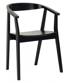 The Greta is a stylish, modern wooden chair in a black finish. It is ideal in a set for the kitchen or dining table or simply as a single occasional chair. chairs Features Assembly:Required (W) x (D) x (H) x 46 (Seat Height)