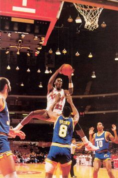 rookie Michael Jordan