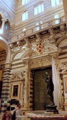 Catedral de Pisa, Piazza del Duomo, 56126, Pisa, PI, Italia    (Photo - Date: 12-10-2015  /  Time:17:42:00)