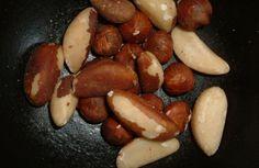 Beneficios de las nueces de Brasil, unas semillas conocidas también con los nombres de castañas de Pará, castaña amazónica, yuvia o coquito de Brasil.