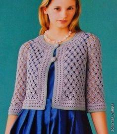 17 Fantastiche Immagini Su Schema Cardigan Alluncinetto Crochet