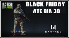 Warface - Black Friday Até Dia 30/11
