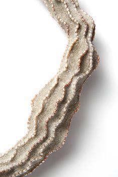 Terhi Tolvanen- Antoinette 2013. Detail of the necklace.