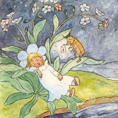 Ida Bohatta Morpurgo illustration