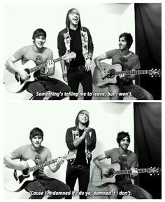All Time Low Jacks face the whole time is like *.*