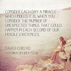 The first time I heard of Paulo Coelho, I was in elementary school. His book, The Alchemist, would become the first of many from him that Iwould go on toread.  From The Pilgrimage, where he uses his own experience on the Camino de Santiago to Veronika Decides to Die andhisown battle with menta