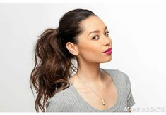 Mane Addicts » HOW-TO: The Perfect Ponytail