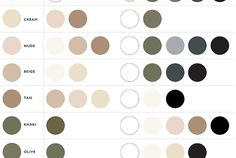 A Guide to Wearing (And Pairing) Neutral Colours