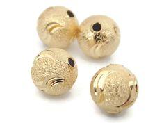 BOD0002 -A Bola diamantada en chapa de oro 14k, medida 10mm, precio x gramo $3.20 pesos, precio medio mayoreo (100 gramos)$3, precio mayoreo (250 gramos)$2.90, precio VIP(500 gramos) $2.80 (1 pieza x gramo)