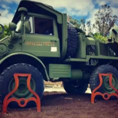 #mercedes #unimog #drakecastingco #military #industrial #table